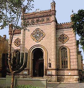 Choral Temple Synagogue, Bucharest